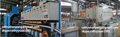 ESP cable manufacturing equipment