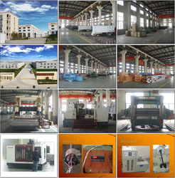 wellhead drilling equipments factory workshop