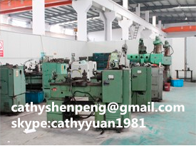 Hot sale  Rotary Gas Separator  VORTEX Gas Seperator ,seperator head and base,housing,fastener