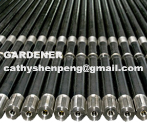 Submersible Oil Driving Shaft with Alloy 718 and Alloy K500 Material with short delivery time