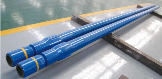 China Downhole Mud Motor Type LZ with Anti-drop Device on Rotor supplier