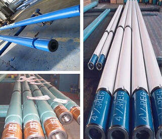 China Hot sale Straight Downhole Mud Motor and adjustable bend drilling motor supplier