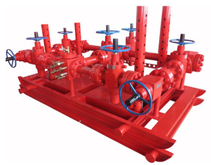 China Choke manifold and kill manifold supplier