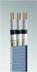 China API Electric Submersible Pump Cable/flat cable(90°C(194°F) supplier