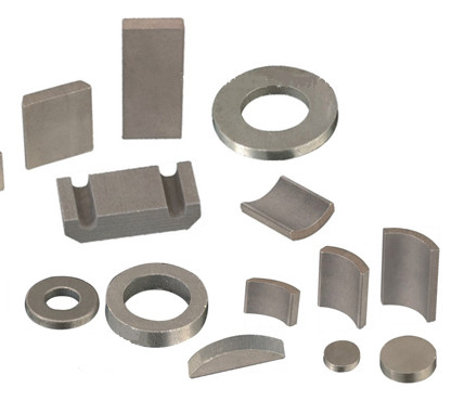 China High Temperature Sintered Samarium Cobalt Magnet and magnet assembly with working temperature 250C ~450C supplier