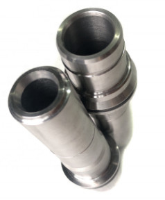 CNC MECHANICAL PARTS ,SHAFT COUPLING , ISO 9001 with shorter delivery time