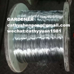 China 0.08mm/1mm Nickel Plated Copper wire/Tin plated copper wire supplier