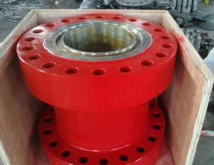 China API 6A wellhead tubing head ,tubing spool ,tubing head adapter d gate valve supplier