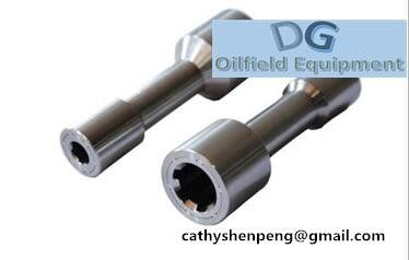 China Custom-made Splined Coupling for Electric Submersible Pump system and other industry-China manufacturer supplier