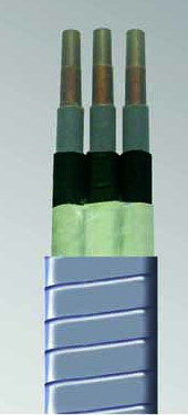 API Electric Submersible Pump Cable(MLE)(260°C(500°F)