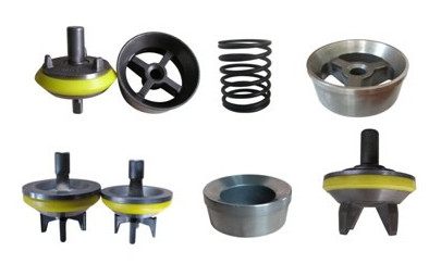 API OEM drilling mud pump valve and seat with valve seat puller insert installation tool  100% interchangable