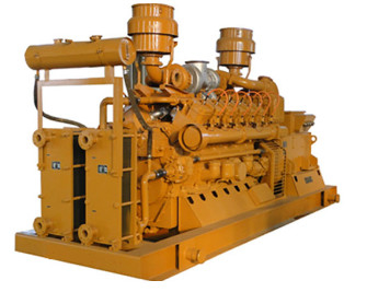 China 250kw Natural Gas Generator Set with Alternator Brand Stanford,Marathon, Engga and Simens distributor