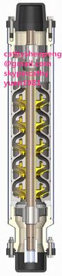 Hot sale  400 series TD780  Counter -clockwise Monel Shaft  Ni-resist REDA  electric submersible oil pump