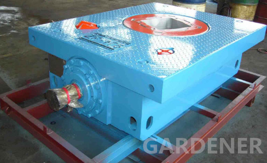 API High Quality Rotary Table for oil drilling rig components