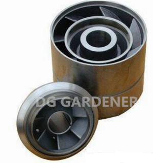 Monel Coupling,impeller,diffuser,TUNGSTEN CARBIDE BUSHING/sleeve,for oil electric submersible motor