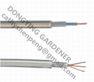 "TEC Cable/power cable with FEB OR ETFE insulation,tinned copper 0.25"" OD,16AWG with good price and high quality"