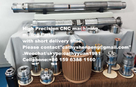 High precision CNC Machining Parts housing/base/bearing with good price and short delivery time for ESP systems