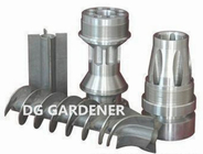 Seperator components ,flow inducer,impeller combo for rotary gas seperator and vortex gas seperator